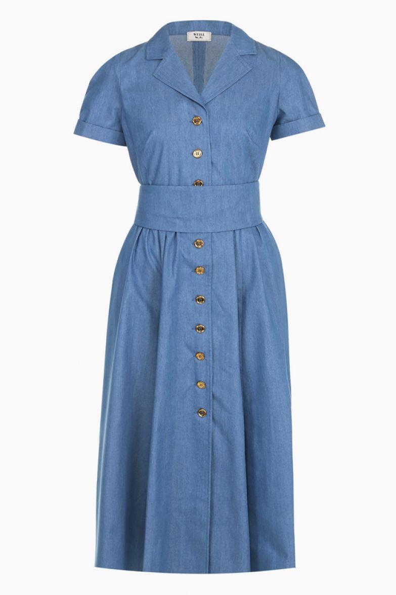 Мамина молодость: 15 ретро платьев — на лето