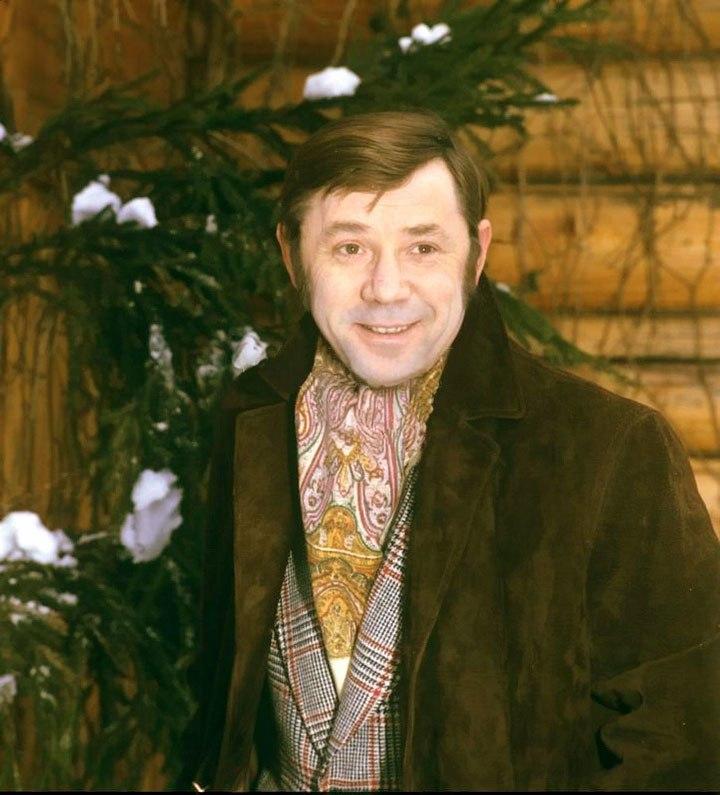 Олег Анофриев отмечает 86-й день рождения!