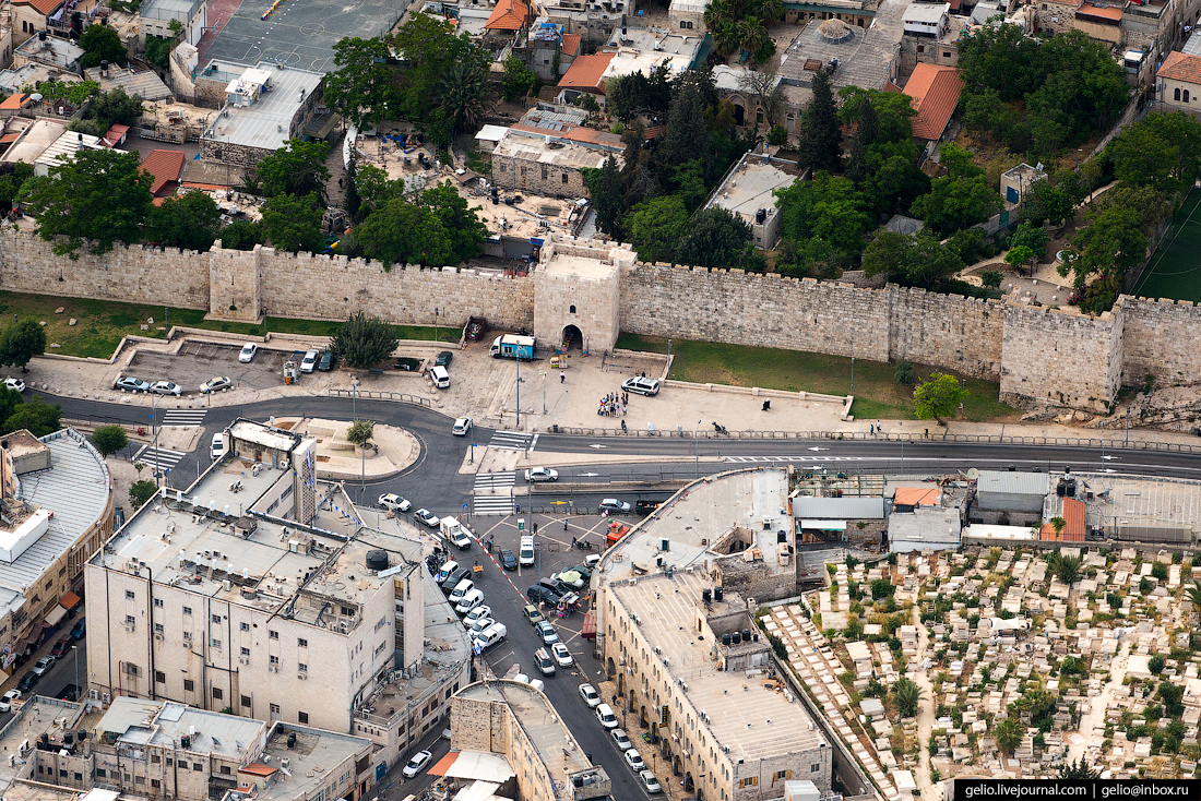 Красота Израиля с высоты птичьего полёта