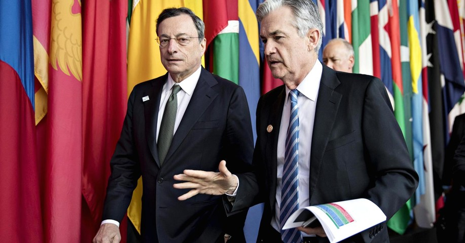 Что скрывают крупнейшие центробанки мира?