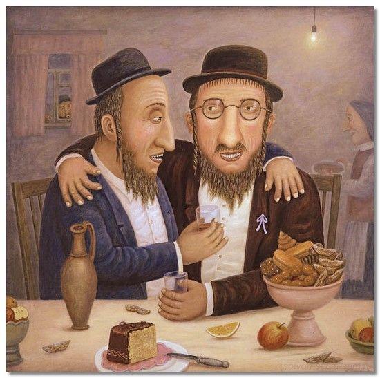 Лучший еврейский анекдот тот, который рассказывает еврей