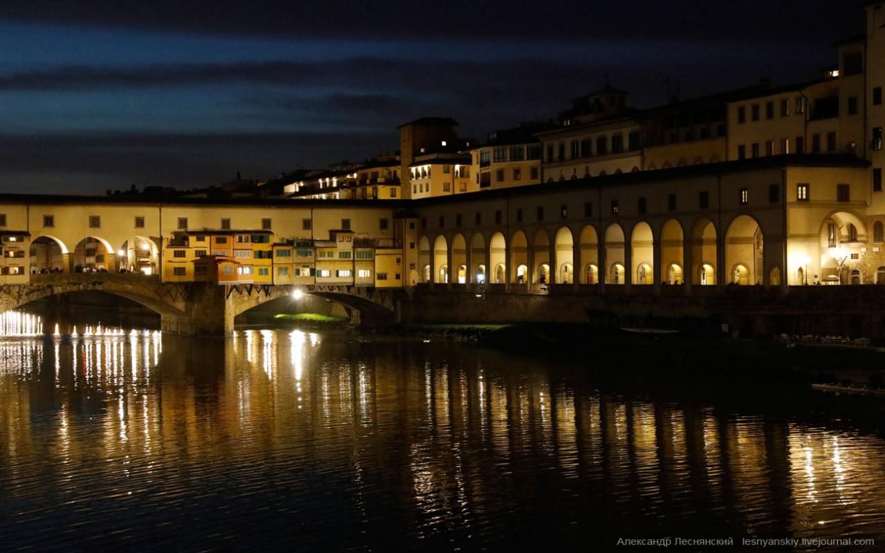 Флоренция - это Маньчжурия наоборот