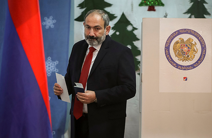 Армянский народ не воодушеви…