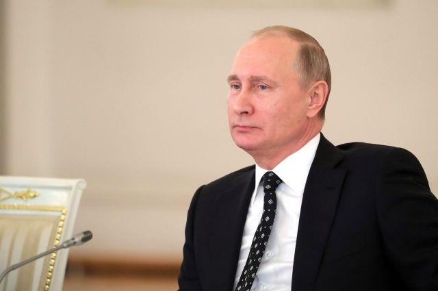Владимир Путин приветствовал участников Гайдаровского форума