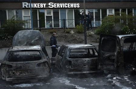 В Швеции массово увольняются полицейские из-за страха перед мигрантами