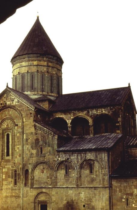 Первый и главный храм в Грузии.
