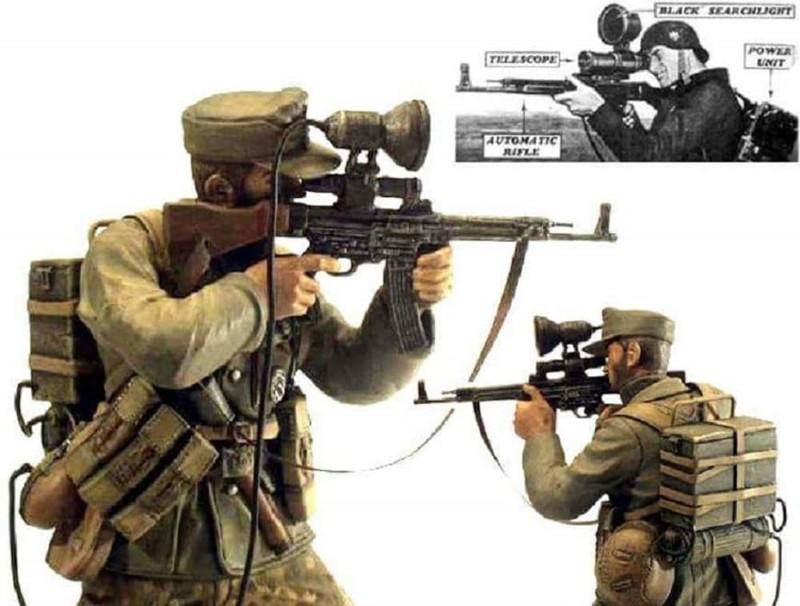 Штурмовая винтовка 1944 года StG-44 Вундерваффе, Чудо техника, военная техника Германии, вторая мировая война