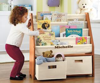 Идеи хранения вещей в детской комнате
