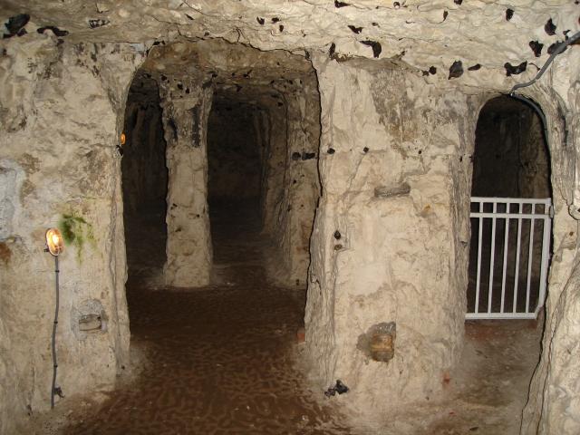 5 подземных городов мира