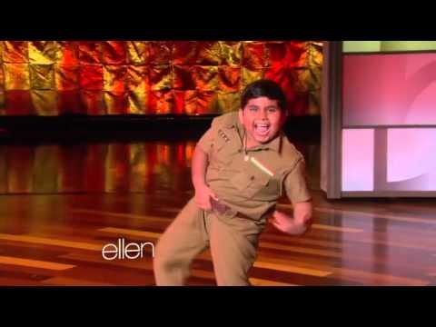 8-летний талант из Индии