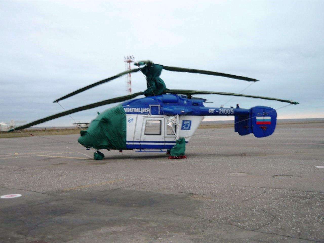 Росгвардия намерена приобрести еще один вертолет Ка-226