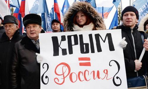 Британские ученые признали Крым Россией