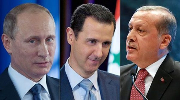Эрдоган рассказал о разговоре с Путиным: «Эрдоган, не пойми меня неправильно. Я не защищаю Асада, я не его адвокат»