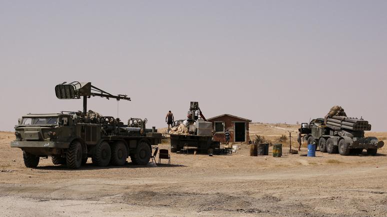 Independent: Россия пригрозила ответить США на обстрелы своих войск в Сирии