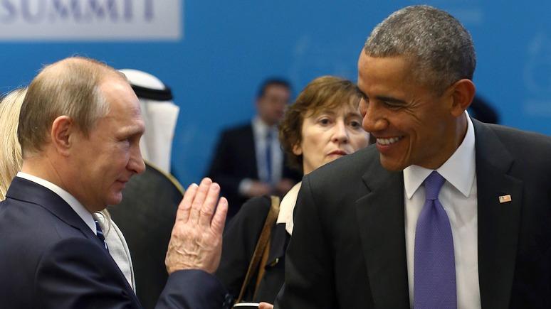 Слабость США стала движущей силой российской политики