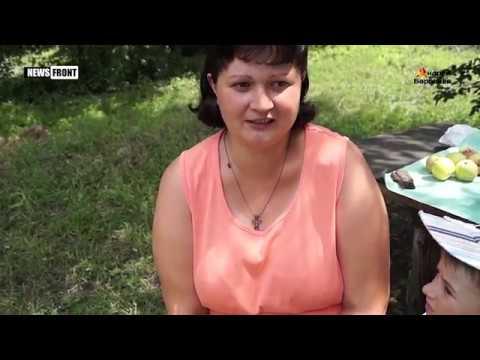 «Как дела? Плохо! Что случилось? Война!» — жительница Донбасса