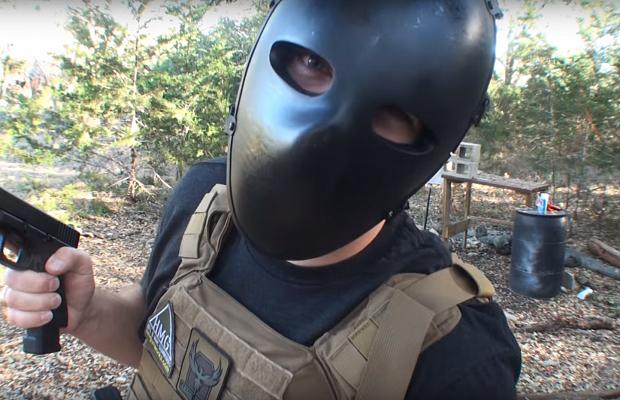 Насколько прочна пуленепробиваемая маска на самом деле?