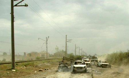 Война 08.08.08: Бой у селения Вариани