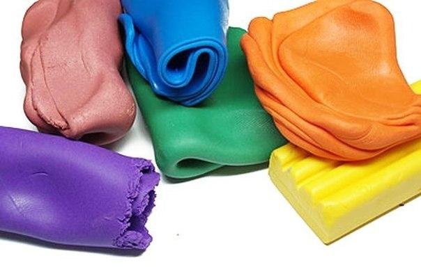 Как сделать полимерную глину сделать цветной