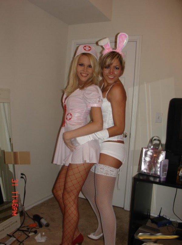 Правильные зайцы и кошки Правильные зайцы, девушки, удачный кадр