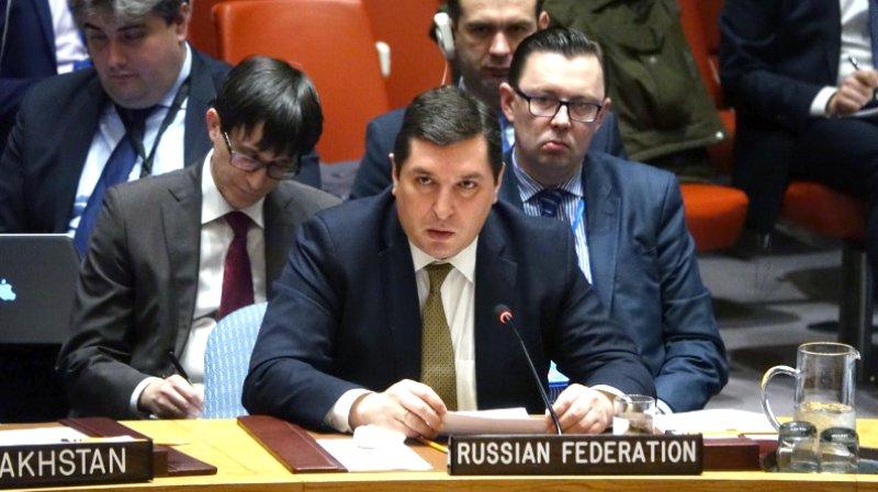 «Двойник Чуркина!»: россиян поразило, как Сафронков отчитал Райкрофта в ООН