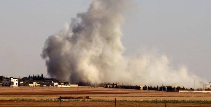В результате обстрела госпиталя в Сирии погибли российские медики