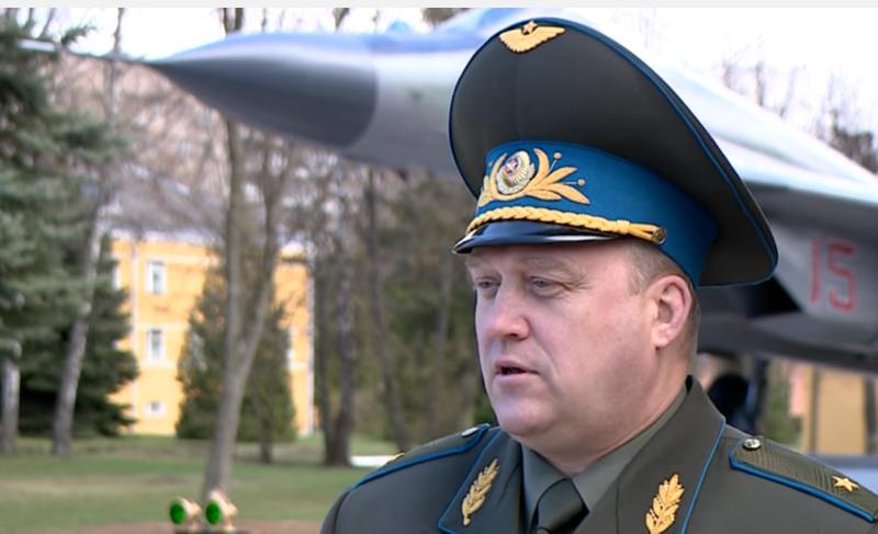 Минобороны Белоруссии прокомментировало нарушение границы литовским самолётом