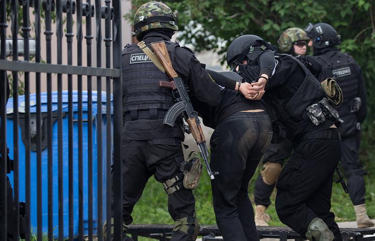 ФСБ предотвратила серию терактов в Московском регионе