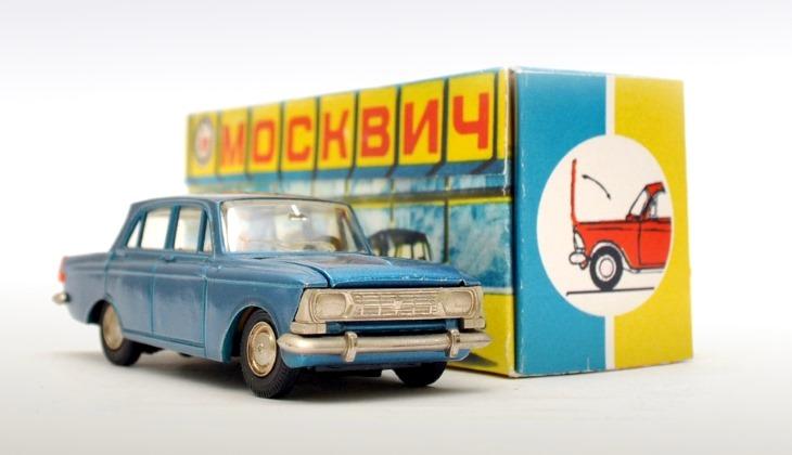 Машинки за десятки тысяч: почему коллекционеры охотятся за модельками времен СССР