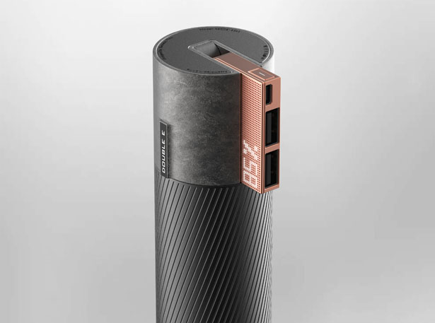 Представлен концепт аккумулятора для смартфона, заряжающийся на ходу