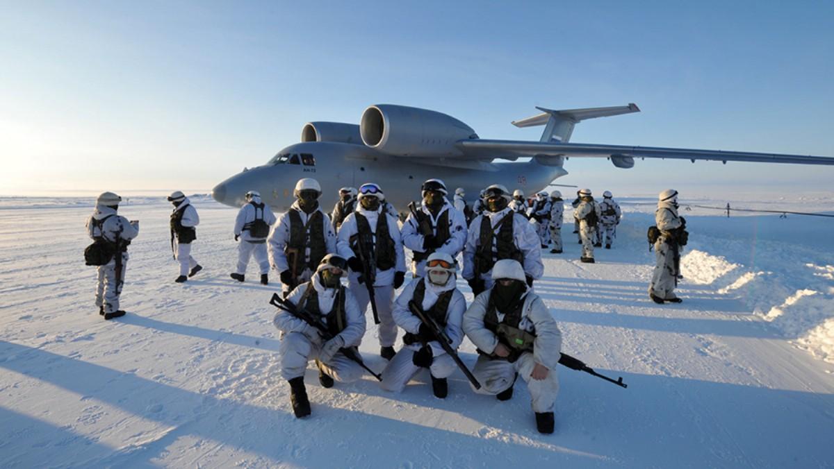 Трамп в панике! Минобороны РФ опередило Пентагон в области арктических вооружений