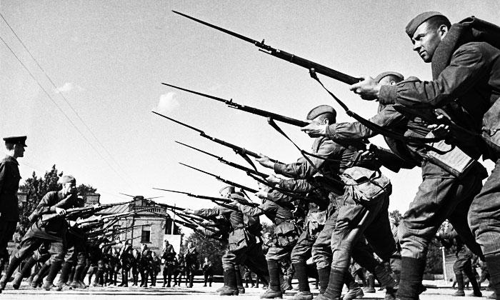 Почему фашисты боялись сражаться в рукопашной схватке с русскими