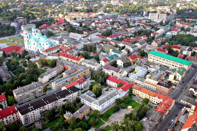Видео города белоруссии их численность
