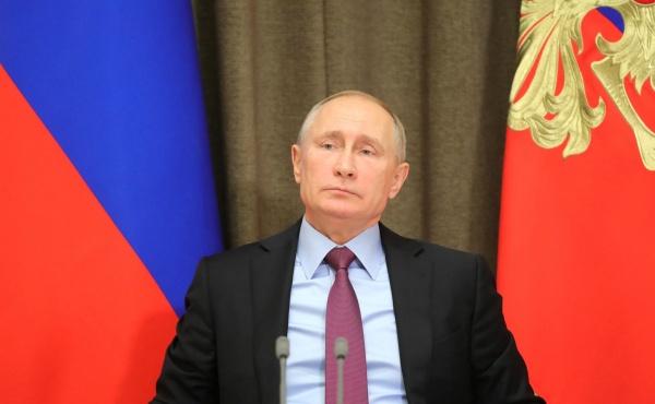 Путин провел ротацию состава президиума Госсовета
