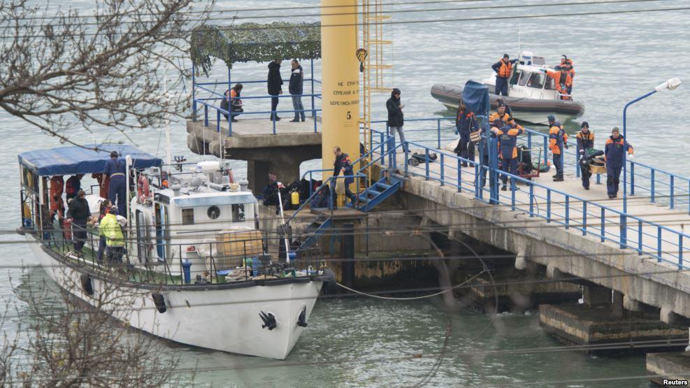Стали известны последние слова пилота  рухнувшего в Черное море ТУ-154