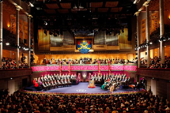 В Стокгольме вручили Нобелевские премии-2018