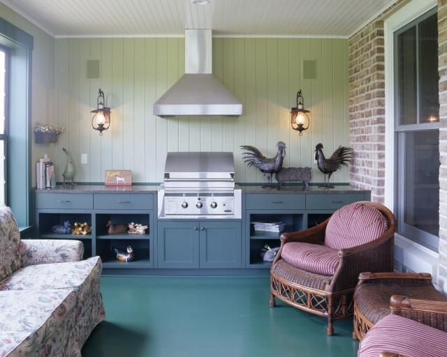 Веранды, террасы - Идеи интерьера веранд. Дизайн Вашего дома.