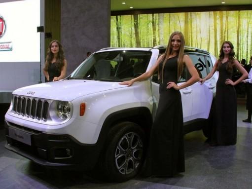 Jeep Renegade приедет в Россию с двумя бензиновыми моторами