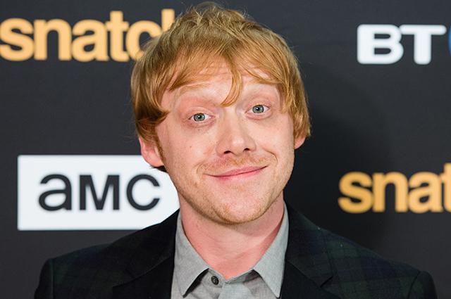 Руперту Гринту было сложно справиться со славой после «Гарри Поттера»
