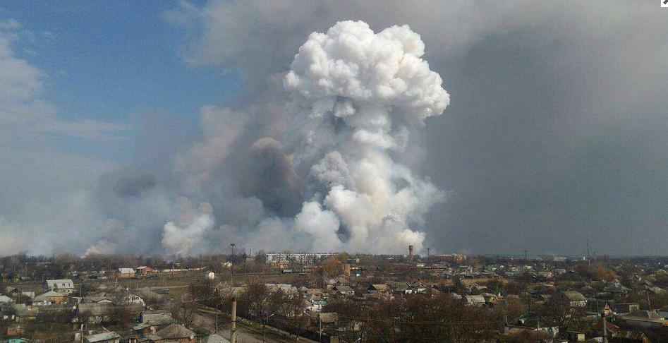 «Все разбомбили, сволочи» — украинский мир пришел в Балаклею