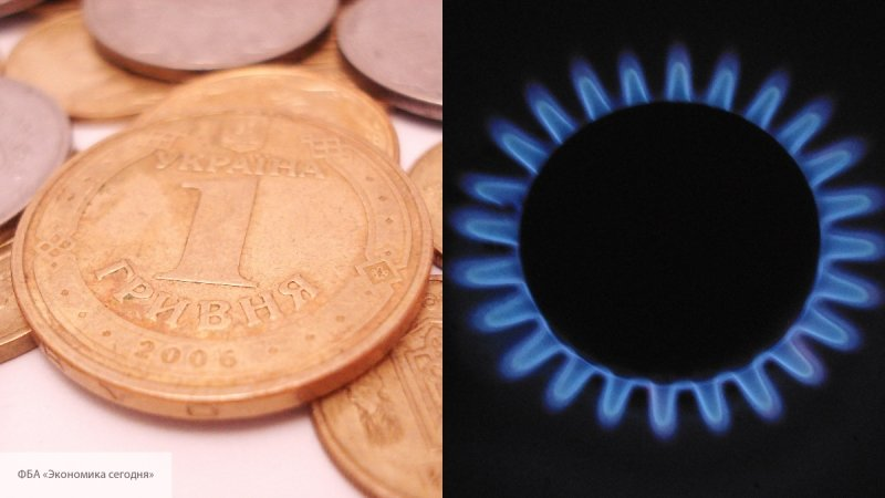 Запасы газа в украинских хра…