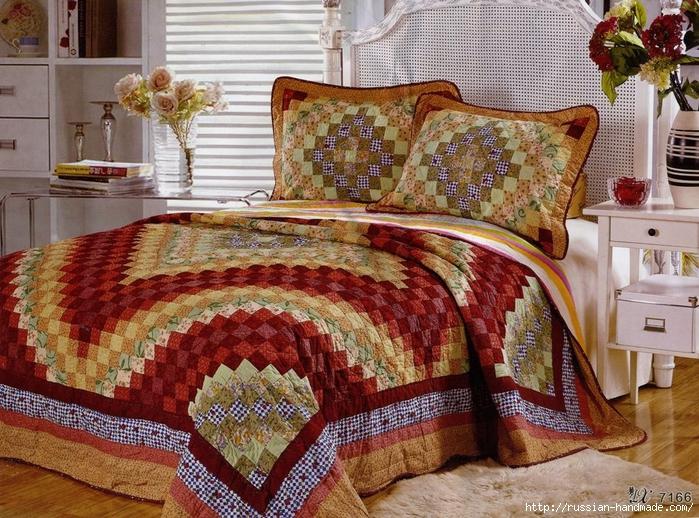 Шьем одеяло в технике ПЭЧВОРК. Учебный курс (17) (700x518, 392Kb)