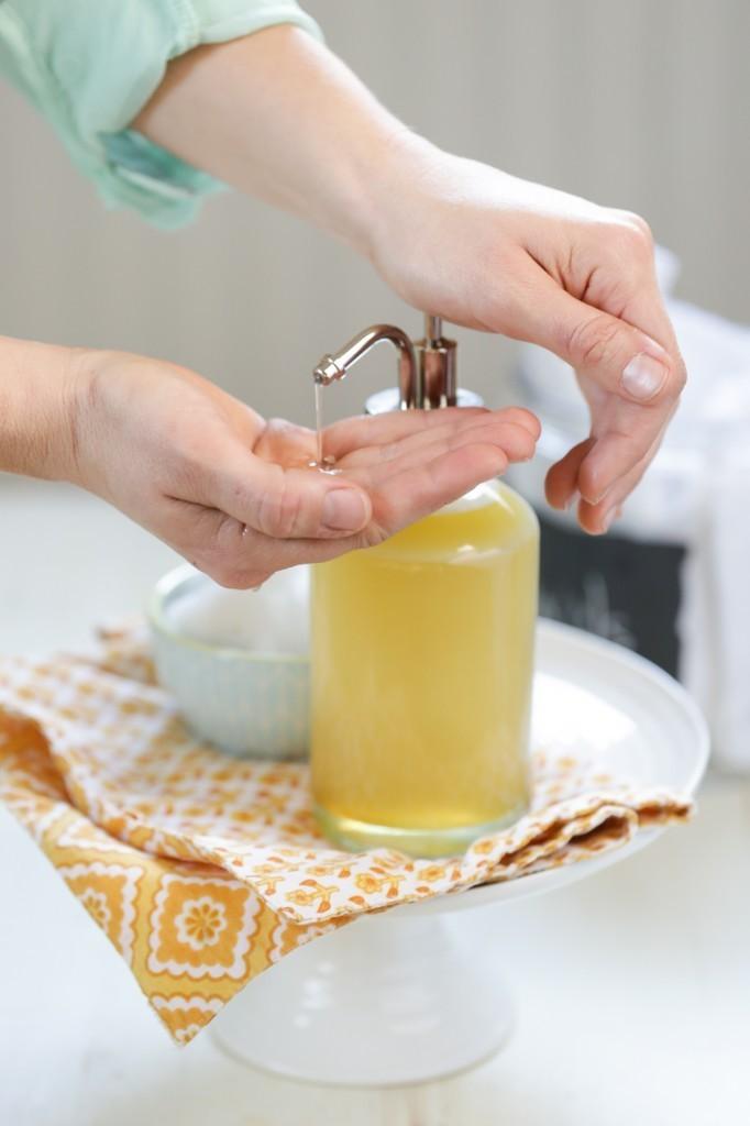 Как правильно умываться маслом