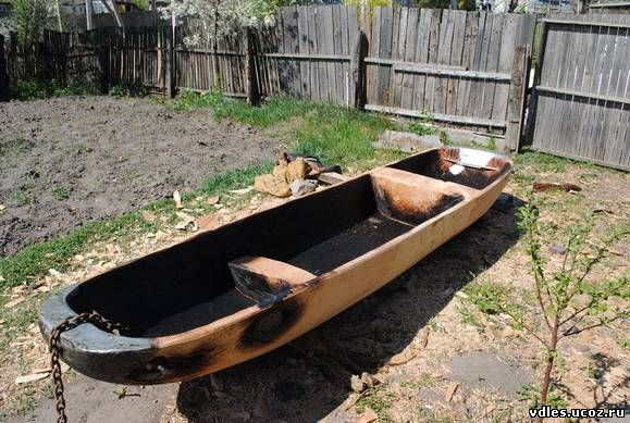 лодка для камышей своими руками