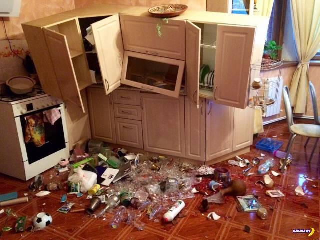 Домашние катастрофы