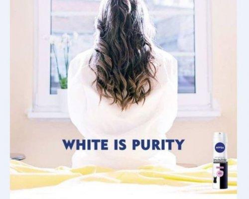 Nivea удалила рекламу дезодоранта, которую посчитали расистской