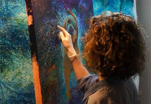 Искусство на кончиках пальцев (18 фото)