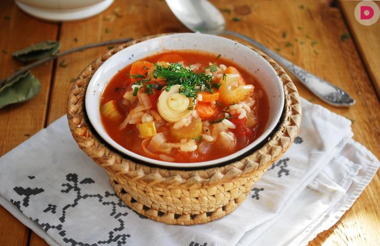 Рецепты супов постных