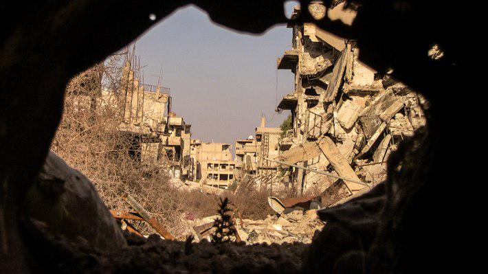Армия Сирии отрезала террористов в Дейр-эз-Зоре от снабжения