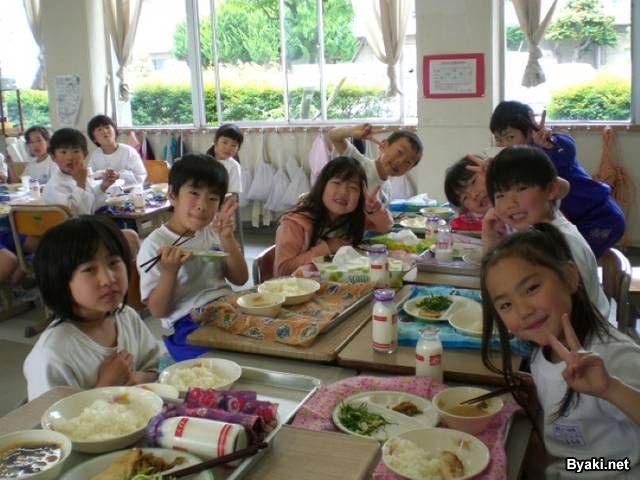 Интересные правила в школах Японии